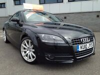AUDI TT 2.0T FSI SUPERB THROUGHOUT ULTRA LOW MILEAGE AND FULL SERVICE HISTORY BEST ON THE NET