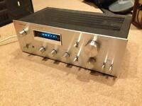 Pioneer SA508 Vintage Fluroscan Hifi Integrated Amplifier