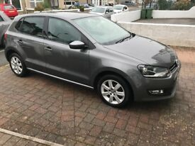 Volkswagen 1.4 Petrol Match edition 5dr. Full service history and MOT until September 2019.