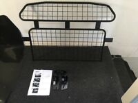 Genuine Full BMW Dog Guard with Boot Buddy Liner Cost over £200.00 new