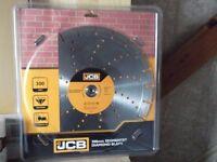 DISC CUTTER DIAMOND BLADE ,300mm. brand new in packaging ,