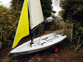Laser Pico Sailing Dinghies for Sale
