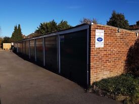 Garages to Rent: Andrews Close, Theale - ideal for storage/ car etc, available now