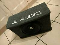 "JL Audio Car subwoofer 10"" sub"