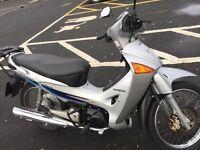 Honda innova 125cc low miles
