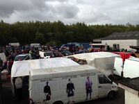 STIRLING CAR BOOT SALE AND MARKET @ CALEDONIAN MARTS SPRINGKERSE ROAD FK7 7LS