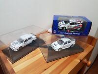 ford focus wrc mitsubishi evo volvo 850 t5 1/24 models