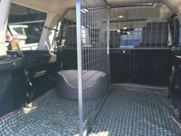 Land Rover Discovery 4 Dog guard and divider