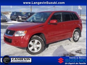 2012 Suzuki Grand Vitara Urban/AWD/AUTOMATIQUE