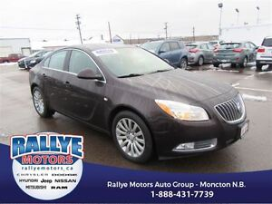 2011 Buick Regal CXL! Heated! Leather! Alloy! Save!
