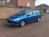 2008 PEUGEOT 307 HDI ESTATE SOLD SOLD SOLD SOLD