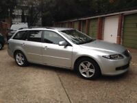 Mazda 6 estate TS 2.0 MOT