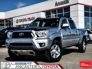 2015 Toyota Tacoma DOUBLE CAB V6 4X4 TRD TRAIL TEAMS ONLY 49529