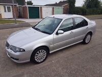 2004 Rover 45 Only 45,000 Miles 2 Former Keepers Lovely Car