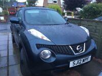 Low mileage Nissan Juke