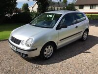 2004 VOLKSWAGEN POLO 1.4 TWIST -- AUTOMATIC --