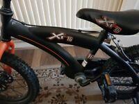 Kids XT16 bike