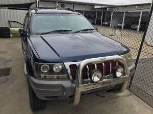 2001 Jeep Grand Cherokee Laredo Bargain AS IS Welshpool Canning Area Preview