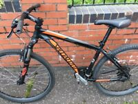 Specialized Hardrock mountain bike 2015