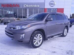 2012 Toyota Highlander Hybrid Limited V6 AWD Nav Sunroof Leather