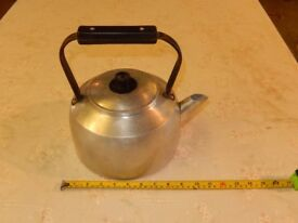 9; diameter kettle. Large weighing scale. 10; preserving saucepan