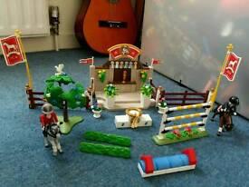Playmobil horse arena