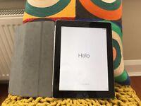 iPad 2 32GB WiFi + Apple smart case (grey) - GREAT CONDITION!