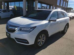 2014 Acura MDX ELITE PACKAGE, AWD, DVD, NAVIGATION, LEATHER