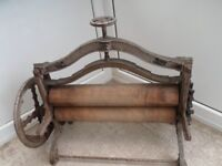 MANGLE VERY OLD COULD BE PRE WAR