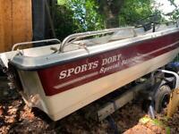 Dory sports edition Boat