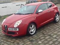 Alfa Romeo mito 1.4 full year mot