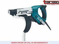 Makita 6843 110V AutoFeed Screwdriver Screw Gun Driver 25-55mm