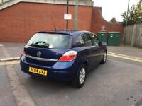 2004 VAUXHALL ASTRA 1.4 MANUAL