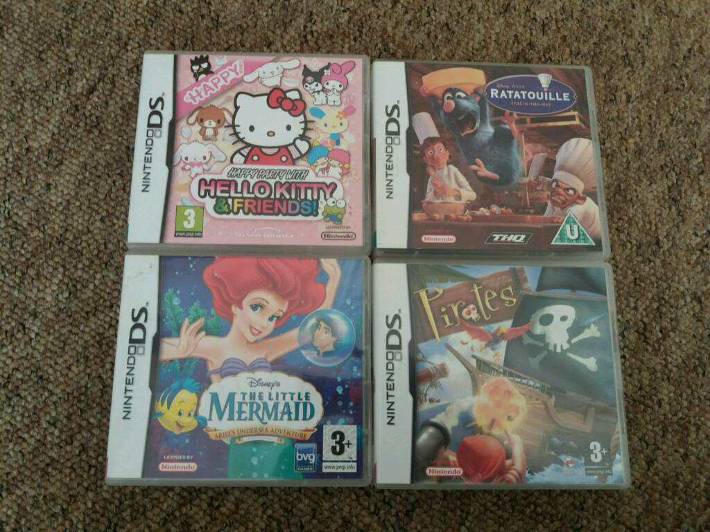 Ds games no booklets