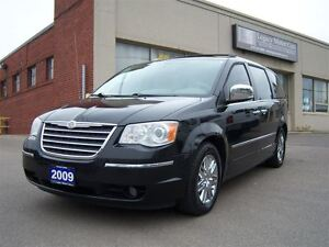 2009 Chrysler Town & Country Limited/Navi/Dual DVD/Leather/Sunro