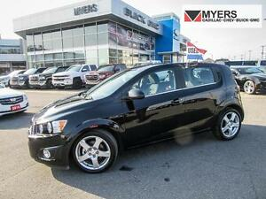 2016 Chevrolet Sonic  LT 5 Dr Hatchback,  Alloy wheels, back up