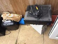 Free household items for collection