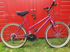 Universal ladies mountain bike