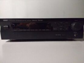 YAMAHA NATURAL SOUND AV PROCESSOR / AMPLIFIER DSP-E492 In very good condition
