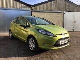 2009 Ford Fiesta Style, 1.25, 96k, new shape, excellent condition