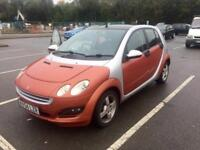 Smart Car ForFour 1.5 diesel for sell, 98000 miles, 2004 ( end 09month ), Panoramic roof.