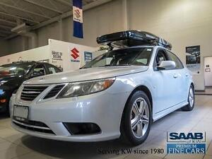 2009 Saab 9-3 AWD Sport sedan Leather sunroof Alloys