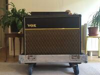 VOX AC30 CC2 AMP WITH CUSTOM FLIGHT CASE £490 ONO