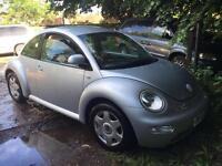 Vw beetle 2.0 petrol may swap px