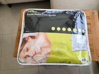 Pifco electric heated blanket / sheet - FITS DOUBLE BED