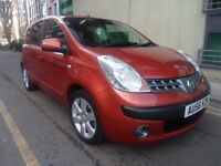 NISSAN NOTE 1.5 DCI *** DIESEL *** FULL SERVICE HISTORY *** ONLY 1395 ***