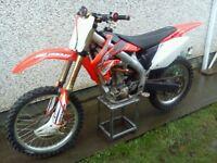 Honda crf 450 05