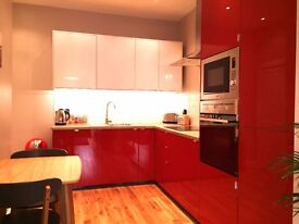 Recently renovated bright modern and contemporary fully furnished 2 bedroom flat.