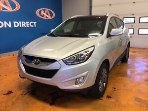 2014 Hyundai Tucson GLS PANO SUNROOF! BACK-UP CAM!  HEATED FR...