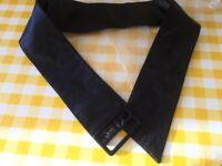 Wide belt brand new in bag pvc